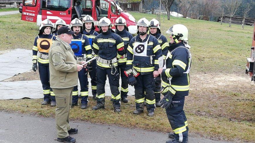 Leistungsprüfung Branddienst